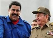 Cuba nói sẽ đoàn kết, không bỏ rơi Venezuela