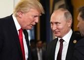 Ông Trump và Putin điện đàm hơn 1 giờ bàn về vấn đề thế giới