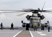 Trung Quốc bị tố 'gây khó dễ' tàu, máy bay ở Biển Đông