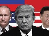Ông Tập Cận Bình đến Nga giữa lúc căng thẳng với Mỹ
