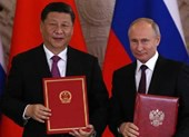 Nga, Trung gắn kết trước áp lực từ Mỹ