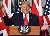 Ông Trump nói Mỹ không tìm kiếm chiến tranh với Iran