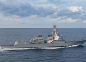 Tàu chiến Mỹ áp sát bãi cạn Scarborough, thách thức Trung Quốc