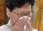 Hong Kong tạm hoãn vô thời hạn luật dẫn độ
