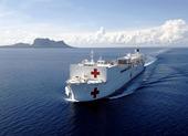 Mỹ sắp điều tàu bệnh viện quân sự đến gần Venezuela