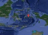 Indonesia vừa hứng động đất liên tiếp