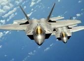 Mỹ điều chiến đấu cơ F-22 đến vùng Vịnh để 'canh' Iran