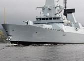 Phát hiện 'tàu bom' ở lộ trình tàu chiến Anh đến Vùng Vịnh