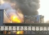 Nổ nhà máy hóa chất Trung Quốc, 19 người chết