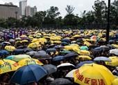 Hàng chục ngàn người ở Hong Kong tiếp tục biểu tình