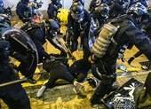 Mỹ 'để mắt' tới lực lượng Trung Quốc ở biên giới Hong Kong