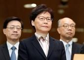 Đặc khu trưởng Hong Kong kêu gọi duy trì trật tự và luật pháp