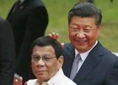 Trung Quốc đang tìm cách 'cải thiện' quan hệ với Philippines