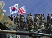 Mỹ-Hàn bắt đầu tập trận quân sự chung