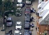 Đấu súng quyết liệt ở Philadelphia, sáu cảnh sát bị thương