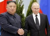 Ông Putin và ông Kim Jong-un gửi thư nhân ngày Quang Phục