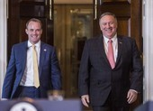 Mỹ 'háo hức' ký thỏa thuận với Anh sau Brexit