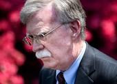 Ông Trump sa thải Cố vấn An ninh Quốc gia John Bolton