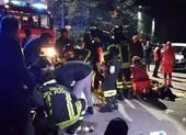 Giẫm đạp tại hộp đêm ở Ý, 6 người chết