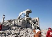Saudi Arabia không kích nhà tù ở Yemen, hơn 100 người chết