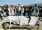 Mỹ không kích nhầm, 30 dân thường Afghanistan thiệt mạng