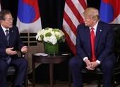 Ông Trump: Thượng đỉnh Mỹ-Triều lần ba 'sẽ sớm diễn ra'