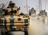Video: Thổ Nhĩ Kỳ không kích người Kurd ở Syria trong đêm