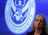 Bộ trưởng An ninh Nội địa Mỹ bất ngờ từ chức