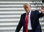 Ông Trump: 'Đàm phán Mỹ-Trung đang tiến triển tốt'