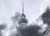 New Zealand: Trung tâm hội nghị đang xây dựng bốc cháy dữ dội