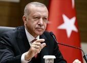 Tổng thống Erdogan dọa nghiền nát lực lượng người Kurd