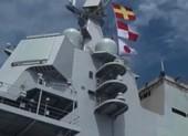 Trung Quốc hé lộ dàn vũ khí trên tàu sân bay nội địa đầu tiên