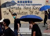 Thái độ của châu Âu đối với biểu tình Hong Kong