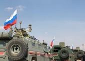 Xe bọc thép Nga bị đánh bom ở Syria, 3 người bị thương