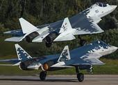 Nga bất ngờ cho thử nghiệm siêu tiêm kích Su-57 tại Syria