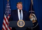 Ông Trump nói đã sẵn sàng từ trước và đang chờ hành động Iran