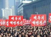 Sau hội nghị đảng, Triều Tiên tổ chức diễu hành quy mô lớn