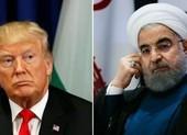 Tổng thống Iran 'gằn giọng' đáp trả đe dọa từ ông Trump