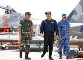 Indonesia điều tiêm kích ra khu vực căng thẳng với Trung Quốc