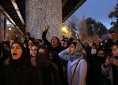 Ông Trump cảnh báo Iran 'không được giết người biểu tình'
