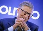 Ba câu hỏi quan trọng mà Bill Gates không biết khi còn trẻ