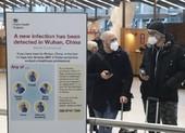 2 ca nhiễm virus Corona đầu tiên ở Anh