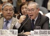 'Philippines sẽ yếu thế ở biển Đông nếu không có Mỹ'