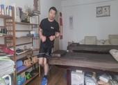 Chạy siêu marathon trong căn hộ giữa mùa dịch COVID-19