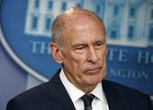 Không hợp với ông Trump, Giám đốc cơ quan tình báo Mỹ từ nhiệm