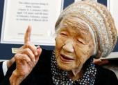 Cụ bà thọ nhất thế giới có nếp sống ra sao?