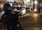 Xả súng hàng loạt tại 2 quán bar shisha Đức