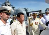 Nga thông báo đang đàm phán thỏa thuận quân sự với Philippines