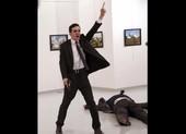 Ảnh ám sát đại sứ Nga đoạt giải Ảnh báo chí thế giới