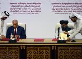 Mỹ - Taliban ký thỏa thuận rút quân lịch sử